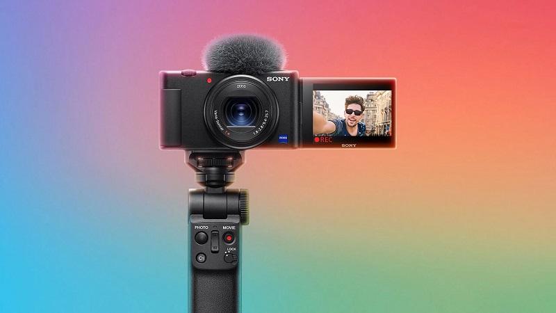 Máy ảnh Sony ZV-1 ra mắt