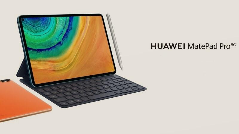 Huawei mở bán MatePad Pro 5G, dùng chip Kirin 990, có bút M-Pencil, hỗ trợ sạc nhanh 40W, giá từ 17.2 triệu đồng