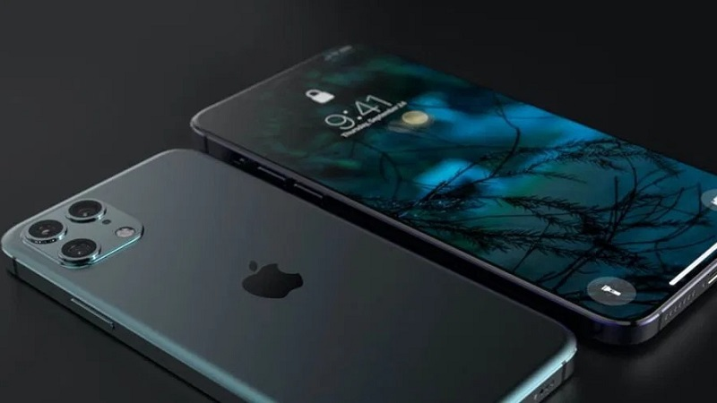The new iPhone will support Full OLED display