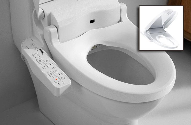 Tính năng cơ bản của thiết bị vệ sinh thông minh