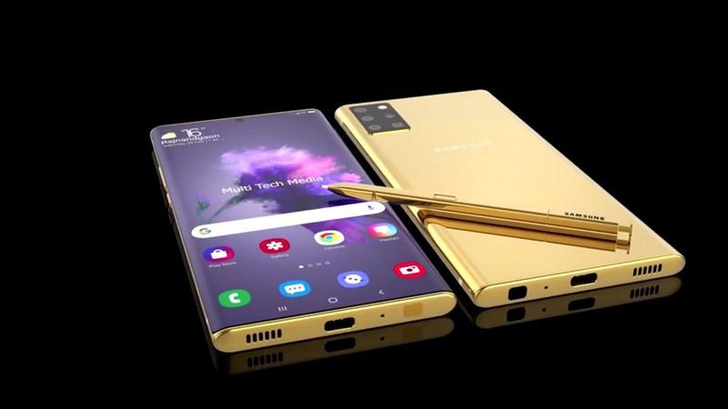 Hé lộ những màu sắc của dòng Samsung Galaxy Note 20, anh em vào xem thích màu nào nhé
