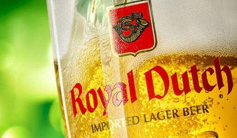 Khám phá dòng bia Royal Dutch tinh tuý bia Hà Lan