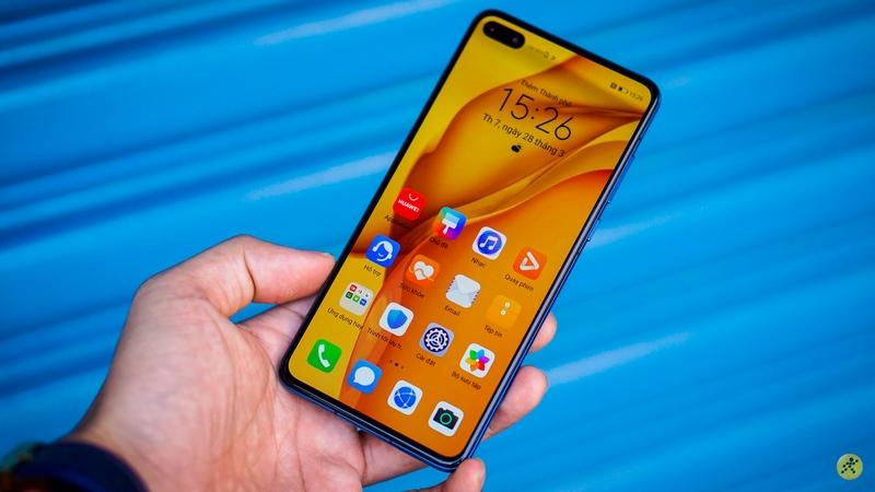 Điện thoại Huawei giảm giá