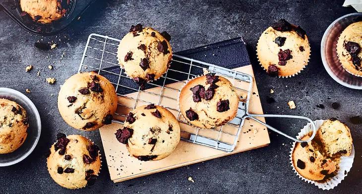 Phân biệt bánh muffin và bánh cupcake