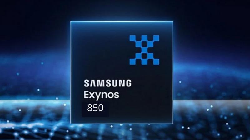 Samsung Exynos 850 chính thức ra mắt, và đây là smartphone đầu tiên được trang bị con chip 8 nm này