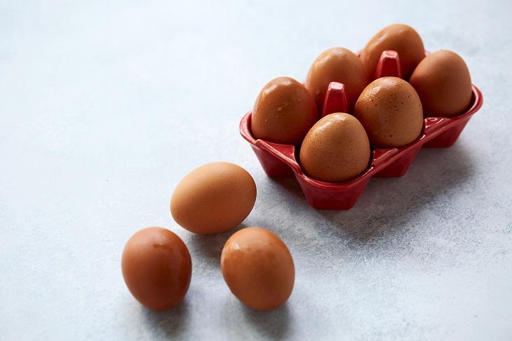 Cách sử dụng trứng