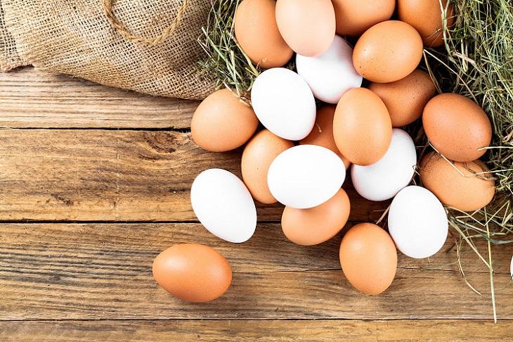 Thành phần dinh dưỡng của trứng