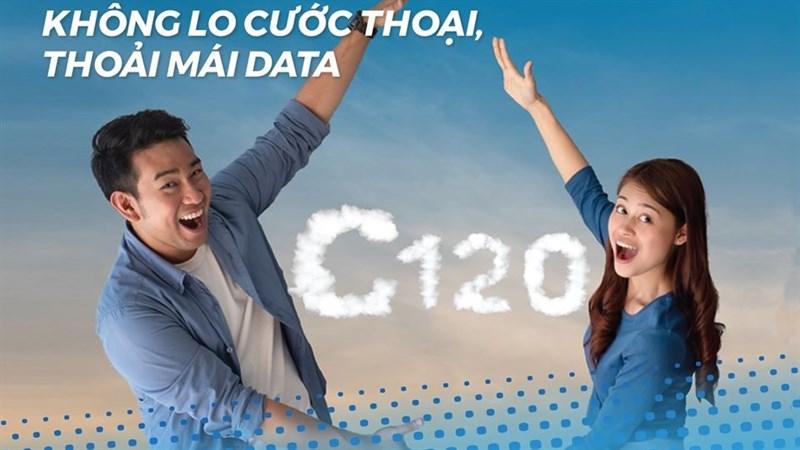 Quá hấp dẫn: Tặng 6 tháng sử dụng data miễn phí khi đăng ký gói cước C120 của MobiFone