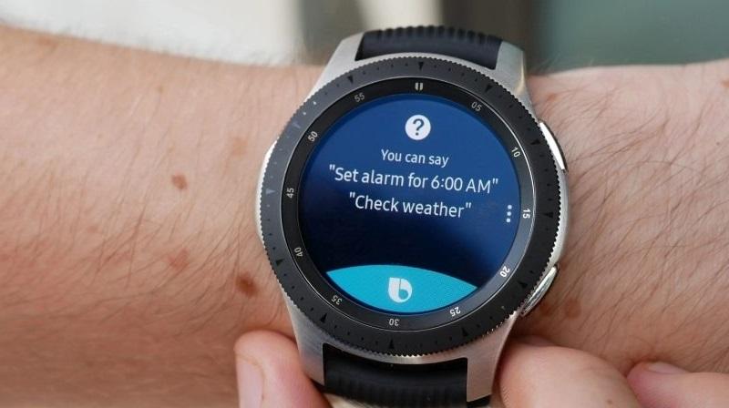 Tín đồ smartwatch vào đây xem nhé, Samsung sắp ra mắt đồng hồ Galaxy Watch với khung viền xoay độc đáo