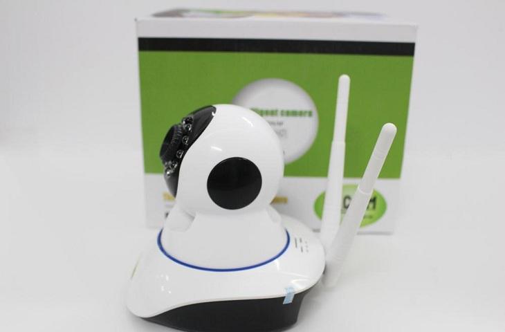 Kiểm tra ăng-ten wifi