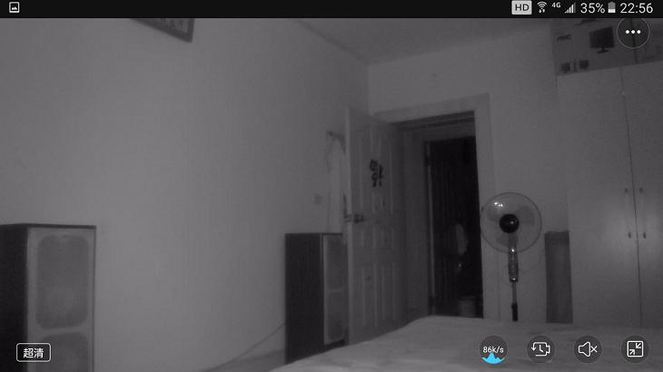 Camera bị mất màu