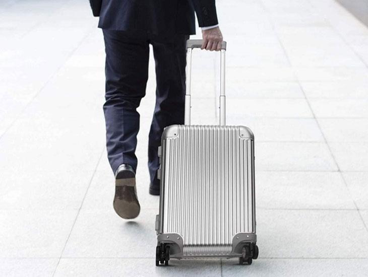Có bao nhiêu loại vali