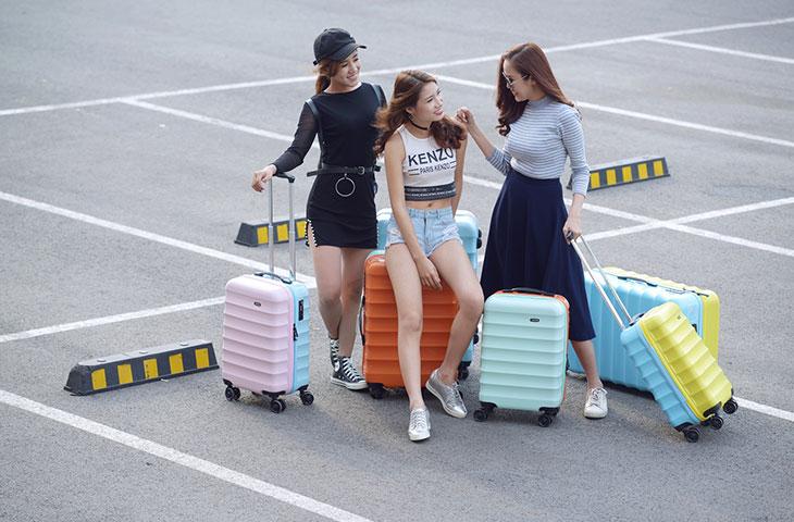 Mua vali kéo ở đâu giá rẻ?