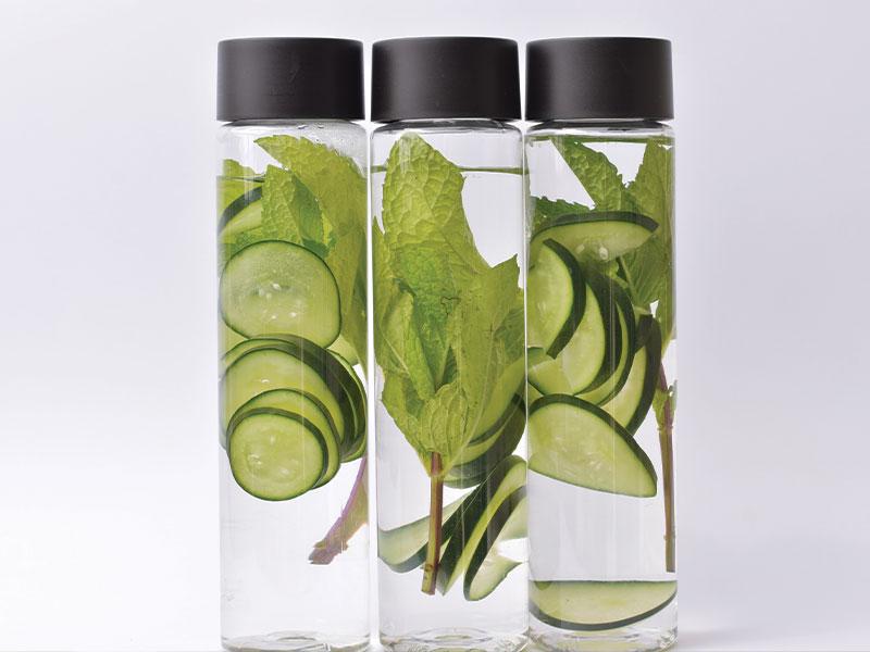 Công thức làm nước Detox giảm cân, thanh lọc cơ thể