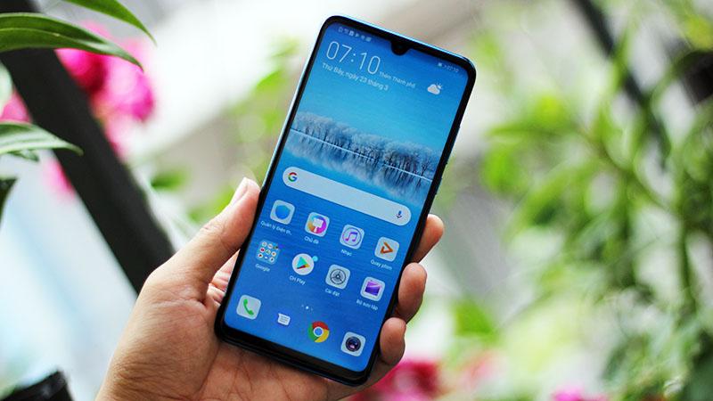 Hình ảnh Huawei P30 Lite