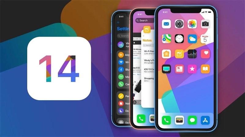 Người dùng iPhone sẽ vui lắm đây, tất cả các mẫu iPhone đang chạy iOS 13 đều được lên đời iOS 14