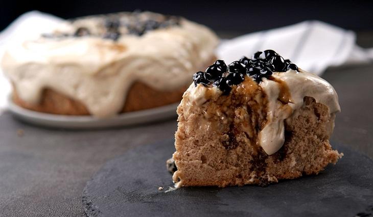 làm bánh từ đường đen