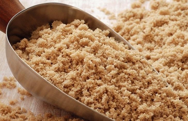 Thành phần dinh dưỡng của đường nâu