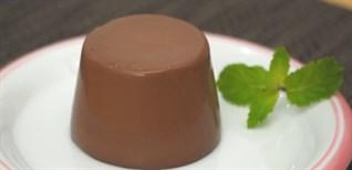 Cách làm cotta panna socola núng nính béo mịn thơm ngon dễ làm