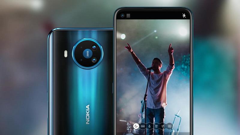 Nokia 8.3 5G sắp lên kệ thật rồi, phiên bản dành cho nhà mạng Verizon đã có mặt trên Geekbench