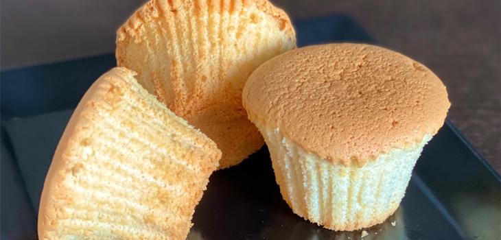 Cách làm bánh cupcake bông lan mật ong mềm mịn, thơm ngon đơn giản