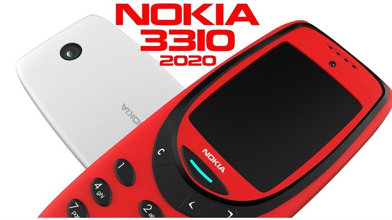 Nokia 3310 2020 vừa xuất hiện cực ấn tượng, trẻ trung nhưng rất thực tế, fan nhà Nokia vào xem xét nào