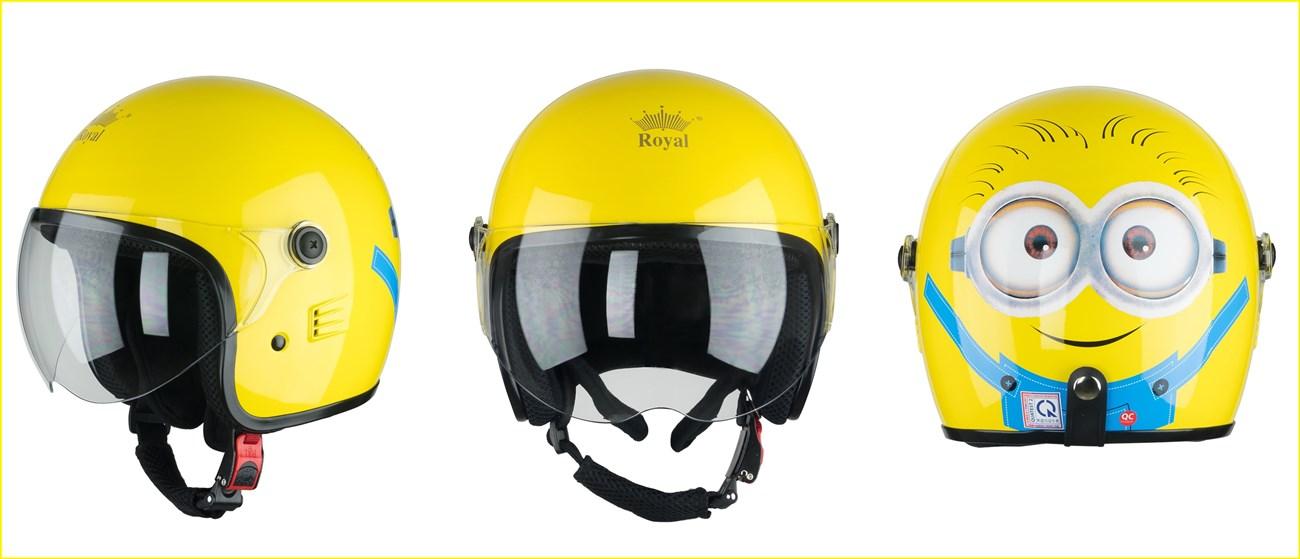Mũ bảo hiểm cho trẻ em