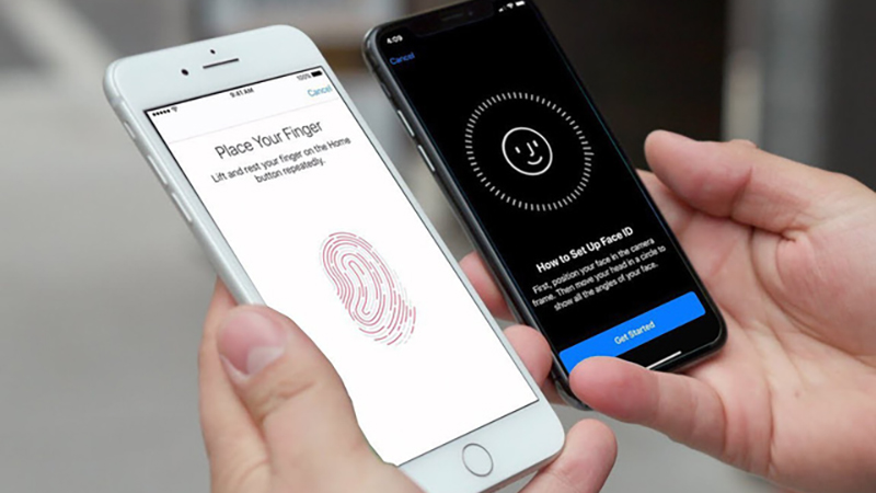 Face ID và Touch ID