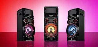 Tổng hợp các công nghệ nổi bật trên loa Xboom LG