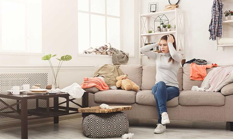 Nguyên nhân khiến nhà cửa có mùi khó chịu và cách khắc phục triệt để nhanh chóng