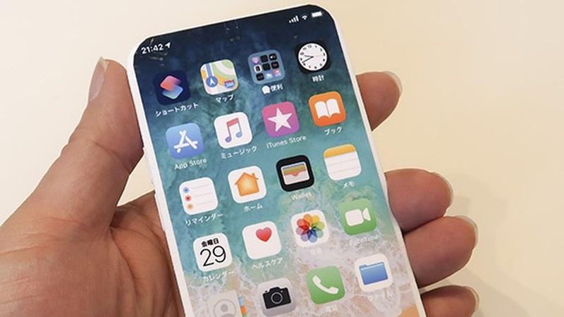 iPhone 12 chưa ra mắt nhưng iPhone 13 đã xuất hiện trên tay người dùng với màn hình không notch, dùng cổng USB-C, nghe đã thấy thích rồi