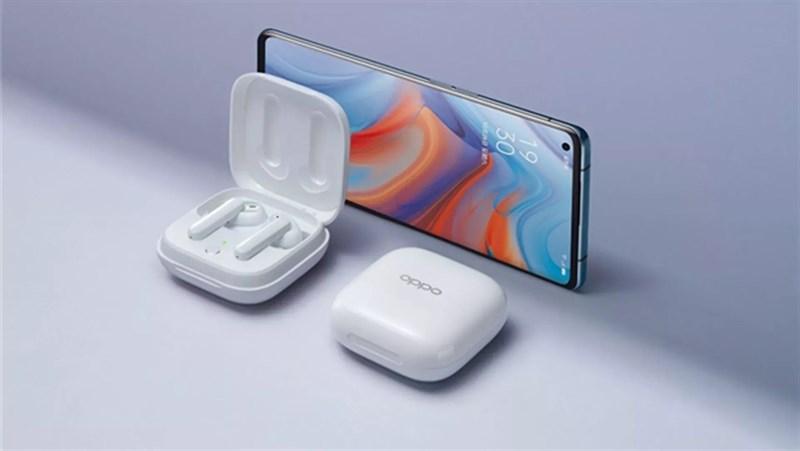 OPPO ra mắt tai nghe không dây khử ồn Enco W51 và vòng đeo tay thông minh OPPO Band với khả năng chống nước 50 mét
