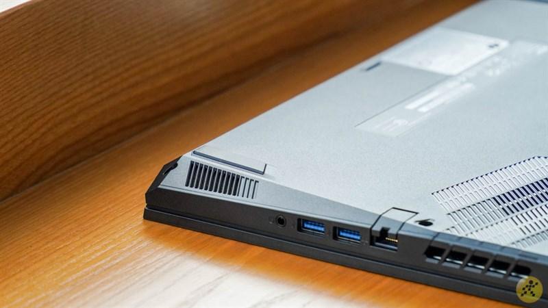 Thiết kế âm thanh của Acer Nitro 5
