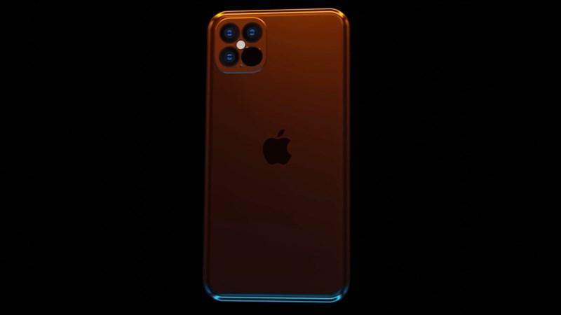 iPhone Slide Pro có ba camera sau và máy quét LiDAR