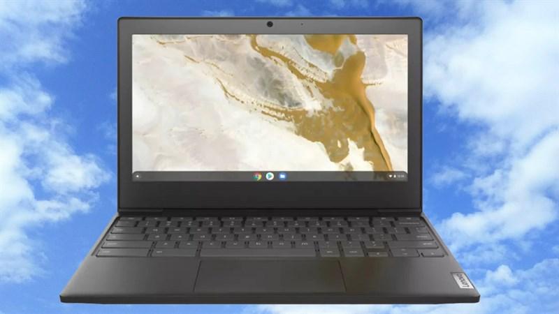 Lenovo ra mắt laptop Chromebook 3 màn hình 11 inch, bản lề 180 độ, giá chỉ 5.3 triệu đồng