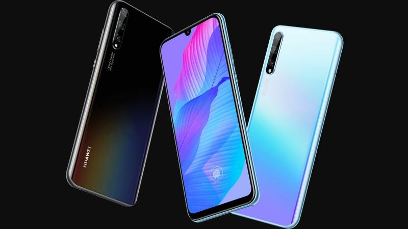 Các tùy chọn màu Huawei P Smart S