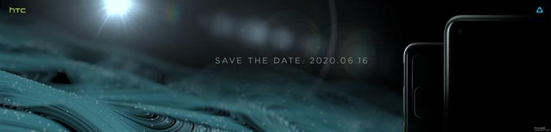 HTC Desire 20 Pro sẽ ra mắt vào ngày 16/6