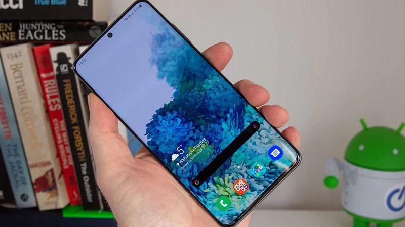 Samsung Galaxy S20  iOS Vs. Android: Cuộc chiến hơn một thập kỷ chưa có dấu hiệu hạ nhiệt ezgif 6 3d608ce1e87b 800x449