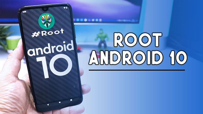 Root Android 10