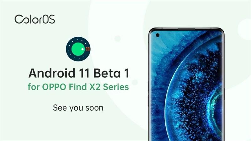 ColorOS của OPPO chào đón Android 11 và dự kiến thử nghiệm trên Find X2 và Find X2 Pro trong tháng này