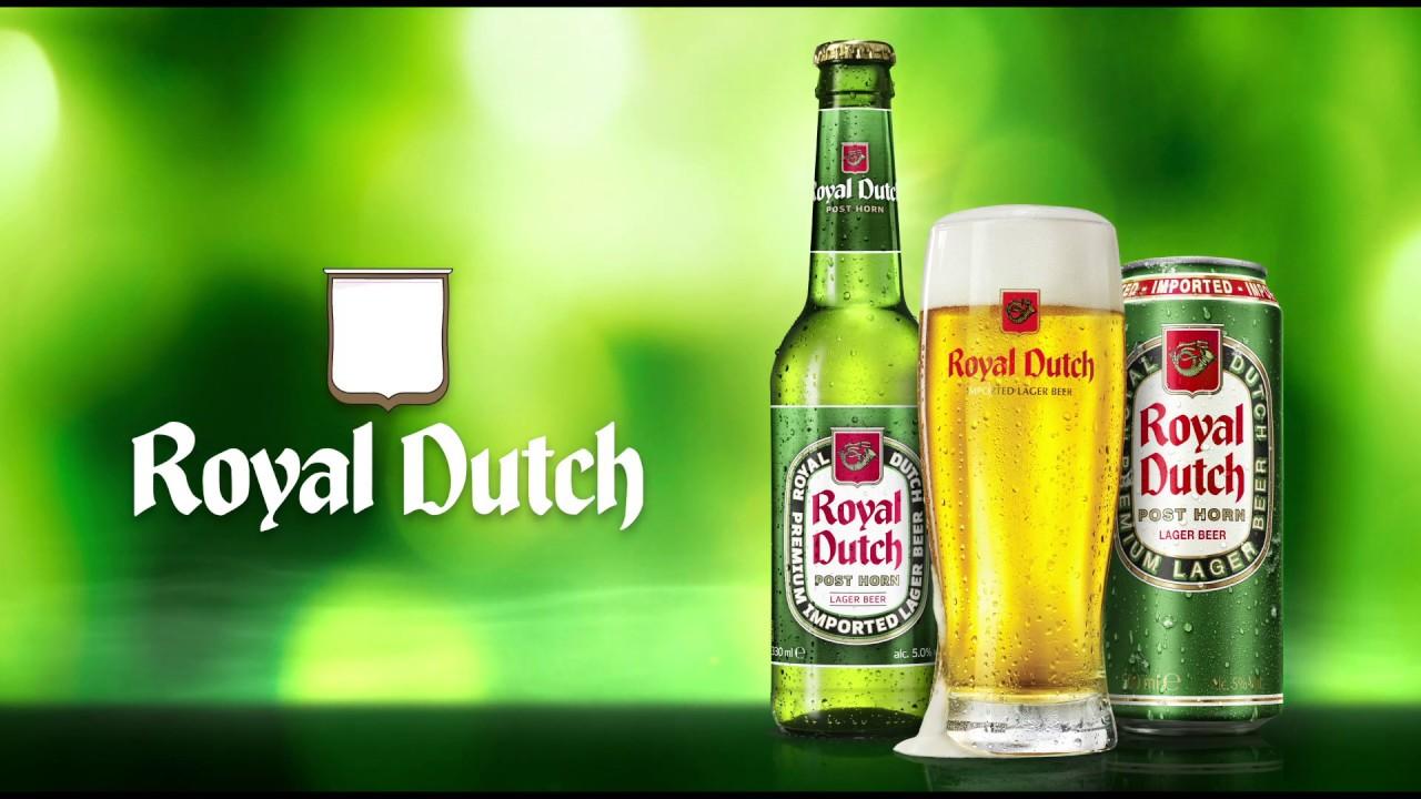 Ra mắt 3 loại bia Royal Dutch cho các tín đồ sành bia