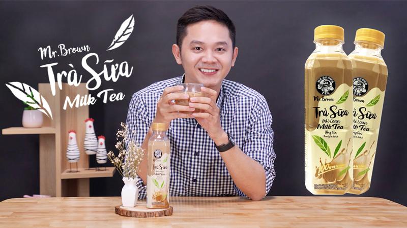 """""""Săn lùng"""" trà sữa xứ Đài Mr.Brown vừa mới đổ bộ vào Việt Nam có gì hot?"""