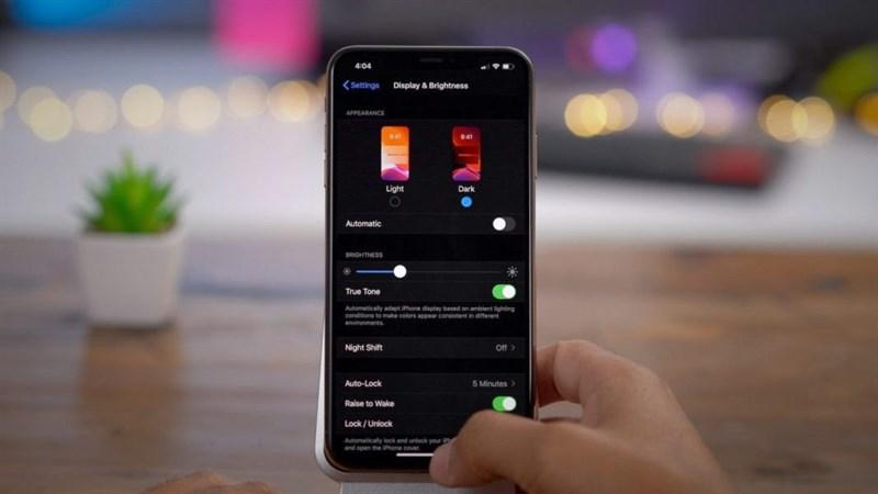 Tính năng hay nên tắt trên iPhone