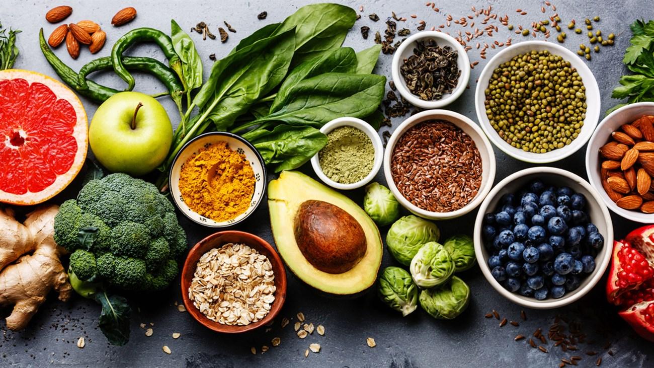 Sử dụng thực phẩm chống viêm