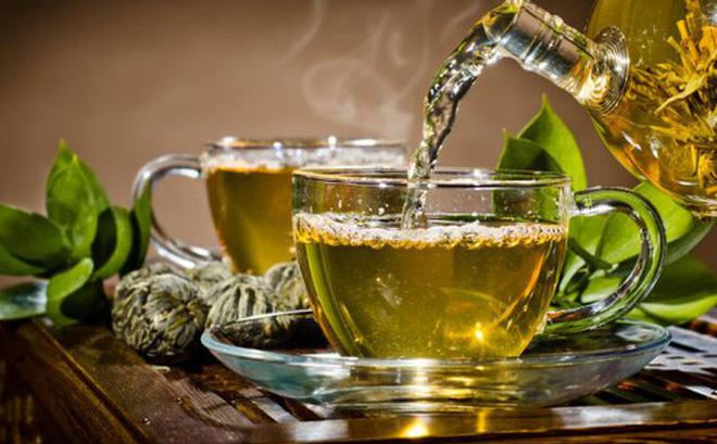 Tích cực sử dụng trà xanh