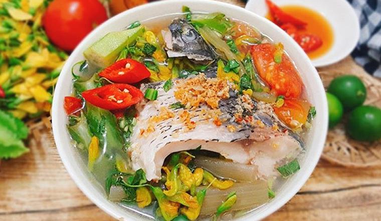 Cách nấu canh chua cá chép thơm ngon bổ dưỡng không bị tanh cho bà bầu