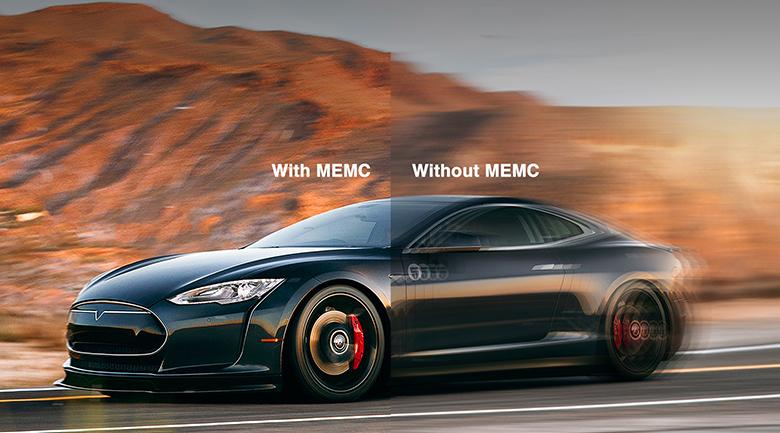 Tăng cường chuyển động MEMC