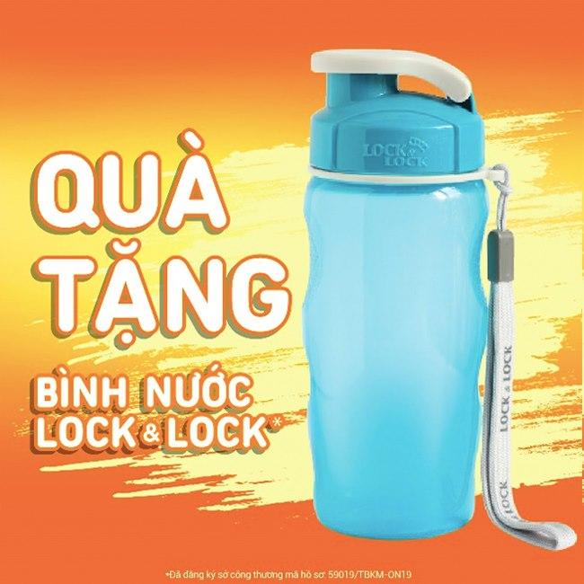 Quà tặng bình nước Lock & Lock