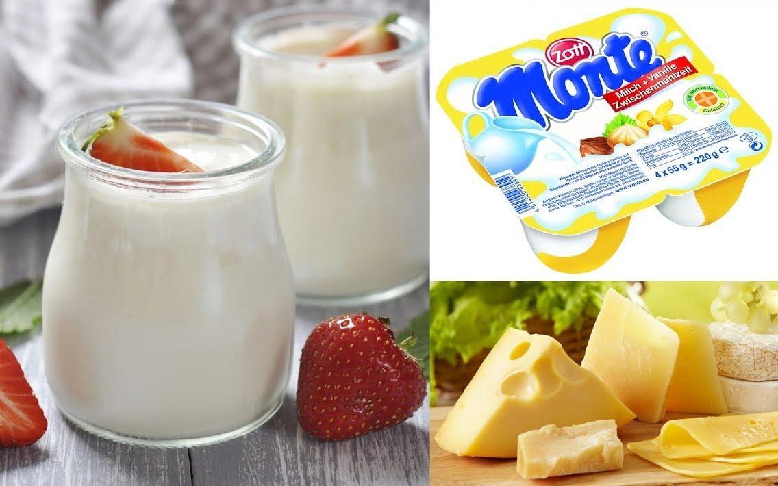 Tìm hiểu về váng sữa Monte có tốt không?