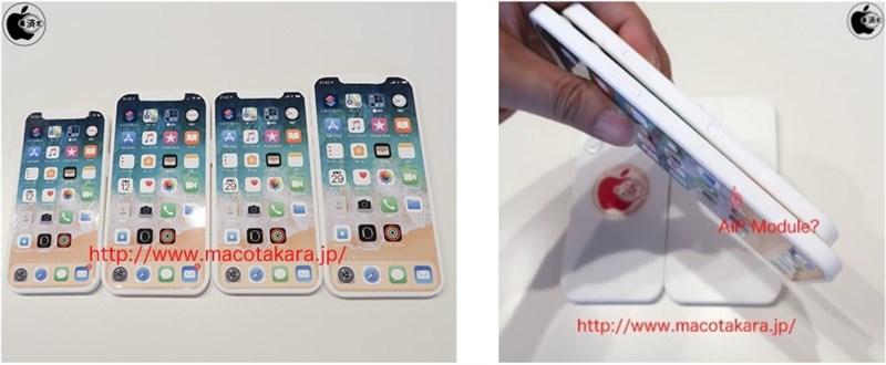 4 model iphone mới